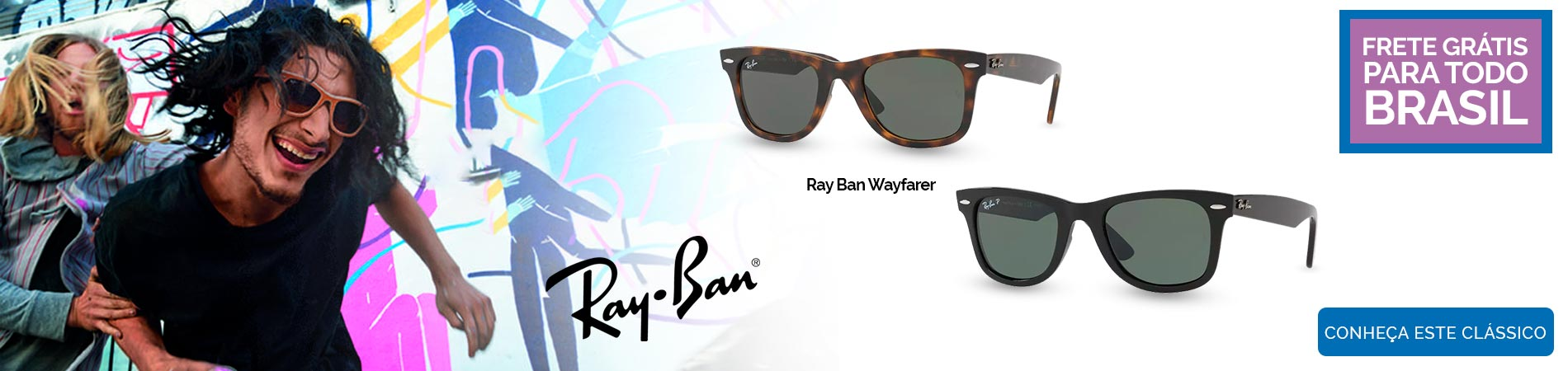 Banner RayBan
