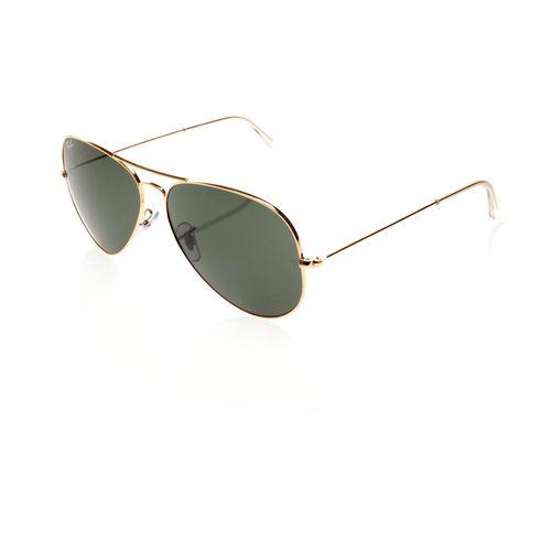 972071c631a14 Óculos de Sol Ray Ban Aviador 3026 Dourado - oticaswanny
