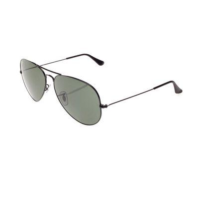 Ray-Ban-Aviador-3026-Preto-Óculos-de-Sol