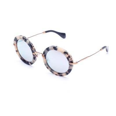 Miu-Miu-13NS-Round-HAO2E2---Oculos-de-Sol
