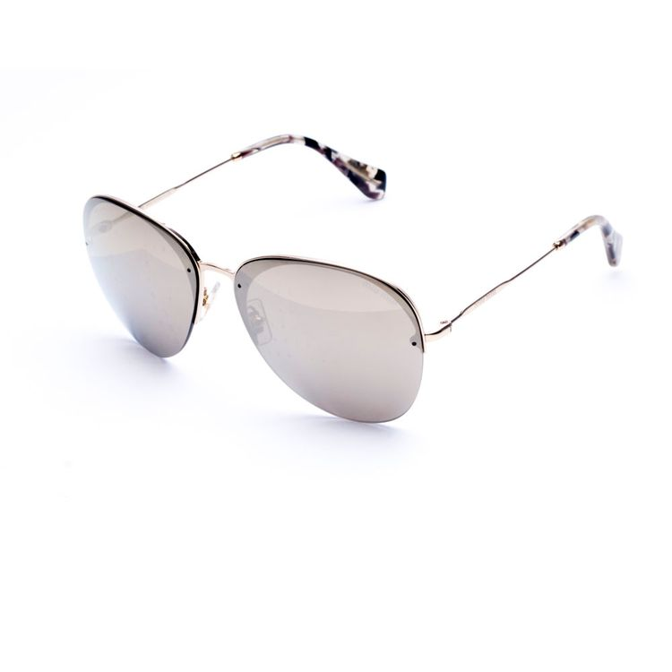 Oculos Miu Miu 53PS ZVN1C0 - Compre Online - oticaswanny 19e075d177