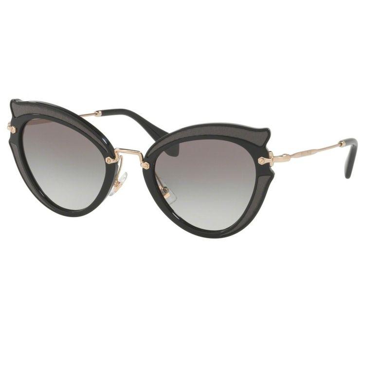 6f5921c59528d Oculos de sol Miu Miu Noir Evolution - oticaswanny