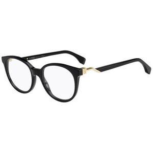 Oculos-de-grau-Fendi-Cube-202-Preto