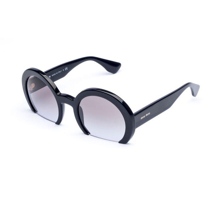Miu Miu Rasoir 07QS 1AB3H0 - Oculos de sol - oticaswanny 358d9ca975