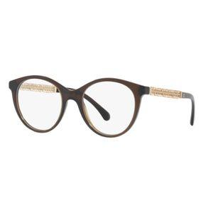 Oculos-de-grau-Chanel-3363B-Marrom