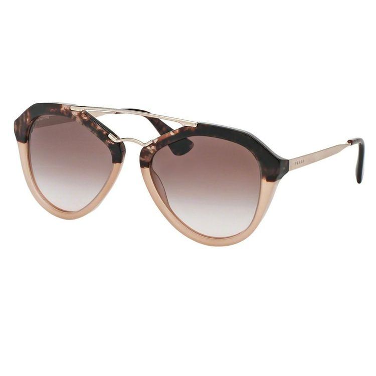 Prada 12QS ROZ0A6 - Oculos de sol Original - oticaswanny 07b4eee3f0