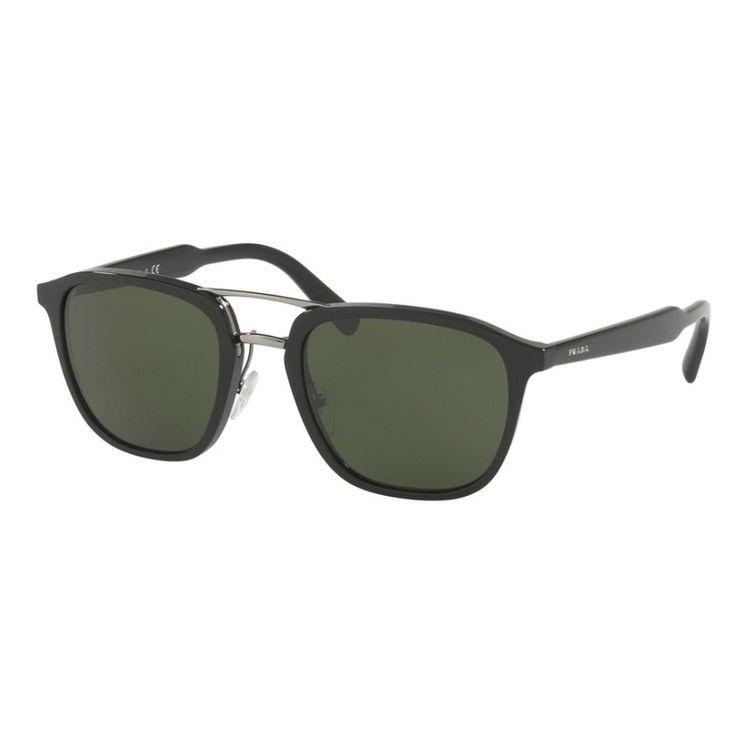 349d328df Oculos de sol Prada Lettering Logo 12TS 1AB1I0 - wanny