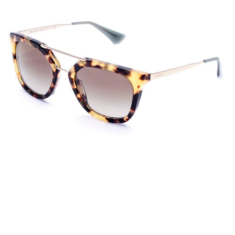 Prada 13QS 7S0AM1 - Oculos de sol - oticaswanny 788b32bd09