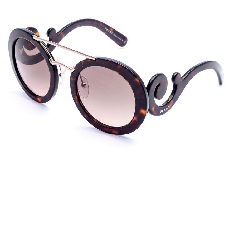 4651978e7a8bd Prada Baroque Evolution 13SS 2AU3D0 - Oculos de sol
