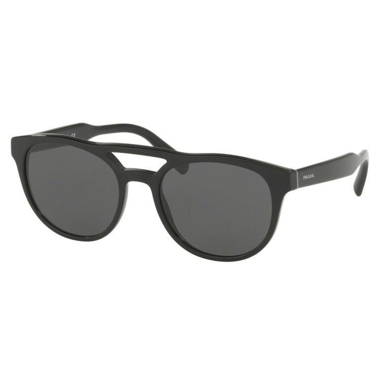 Oculos de sol Prada Lettering Logo 13TS 1AB5S0 - oticaswanny c810fa7147