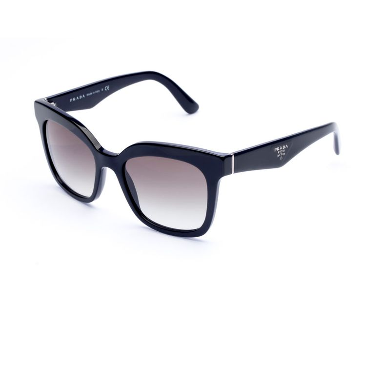 Oculos de sol Prada Triangle 24QS 1AB0A7 - oticaswanny 90dffc30d512