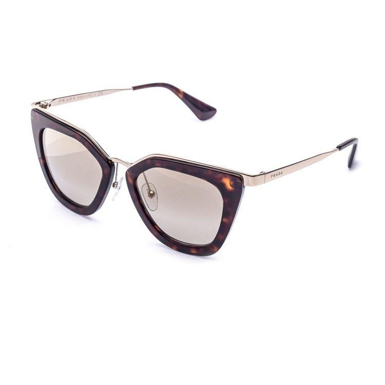 Oculos de sol Prada Cinema Evolution 53SS 2AU6O0 - wanny 3d6d18f01fe9