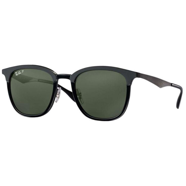 cb1525689 Oculos de Sol Ray Ban 4278 Preto Polarizado - oticaswanny