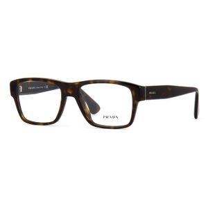 Oculos-de-grau-Prada-17SV-Marrom-Tartaruga