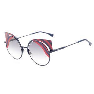 Oculos-de-sol-Fendi-Hypnoshine-Vermelho
