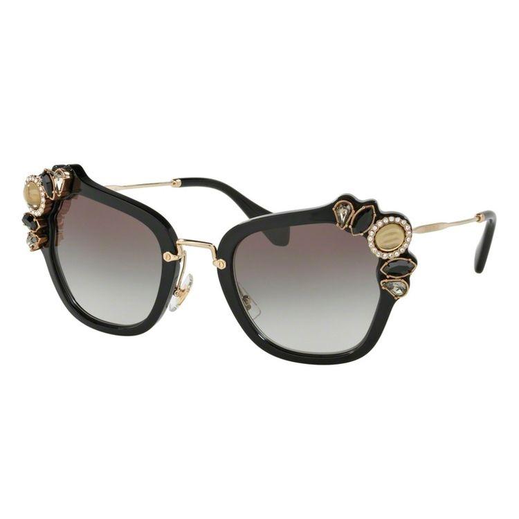 67661377994b5 Oculos de sol Miu Miu 03S Original - oticaswanny