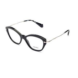 023c007b31e2d Miu Miu Noir 02OV 1AB1O1 - Oculos de grau