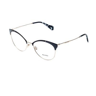Miu-Miu-50PV-1AB1O1---Oculos-de-grau