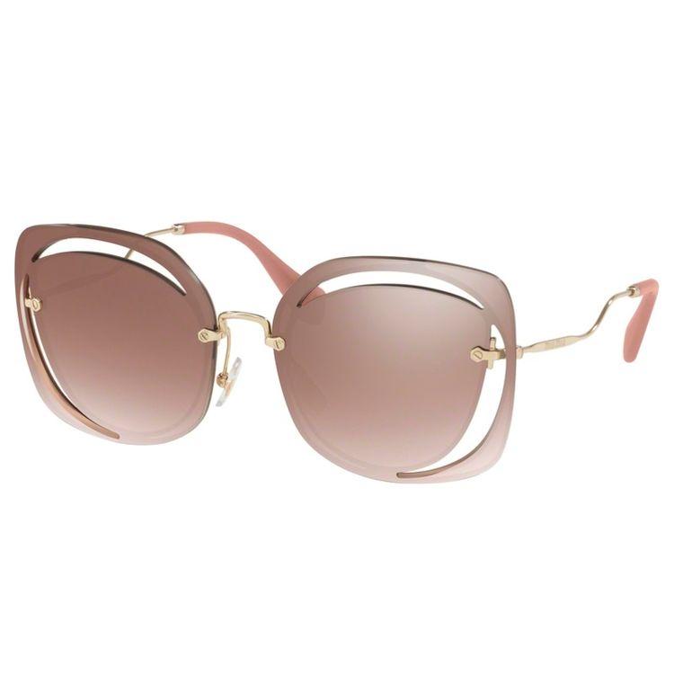c3a4b6574ca60 Oculos de sol Miu Miu 54S Scenique Evolution Original - oticaswanny