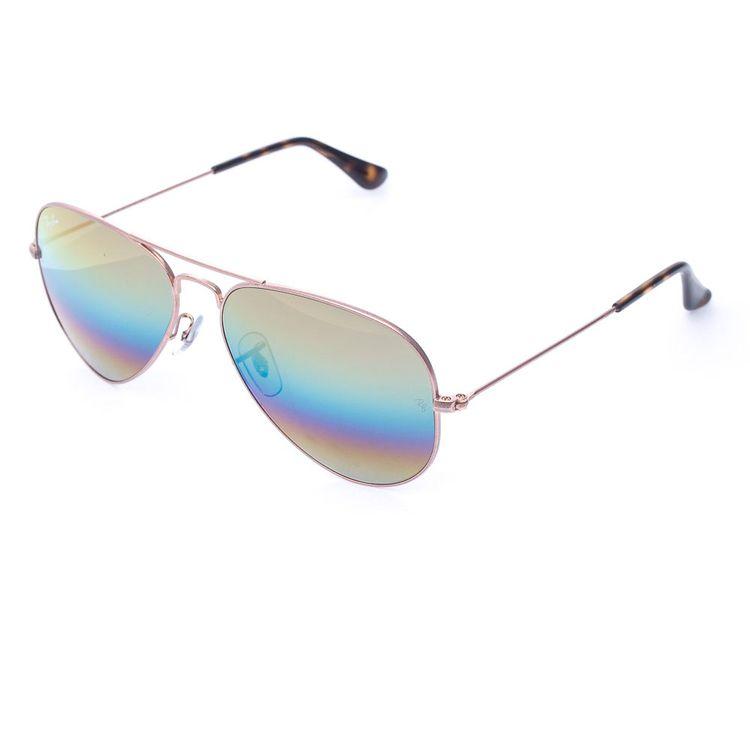 Oculos de sol Ray Ban 3025 Rainbow 9020C4 Original - oticaswanny e647cda6c8