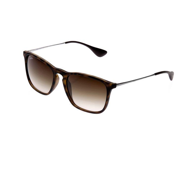 Ray Ban Chris 4187 85613 - Oculos de Sol - oticaswanny da921b31e7