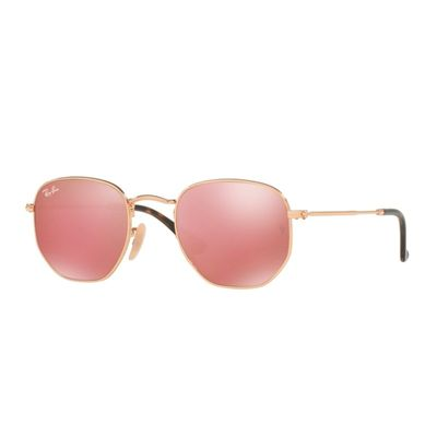Ray-Ban-Hexagonal-3548N-001-Z2---Oculos-de-Sol