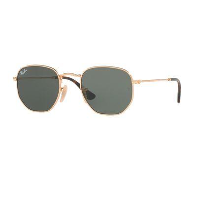 Ray-Ban-Hexagonal-3548N-001---Oculos-de-Sol