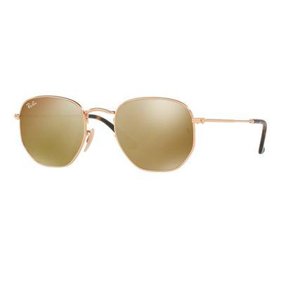 Ray-Ban-Hexagonal-3548N-001-93---Oculos-de-Sol