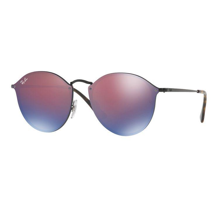 a373771e7f457 Ray Ban Blaze Round 3574N 1537V - Oculos de Sol - oticaswanny