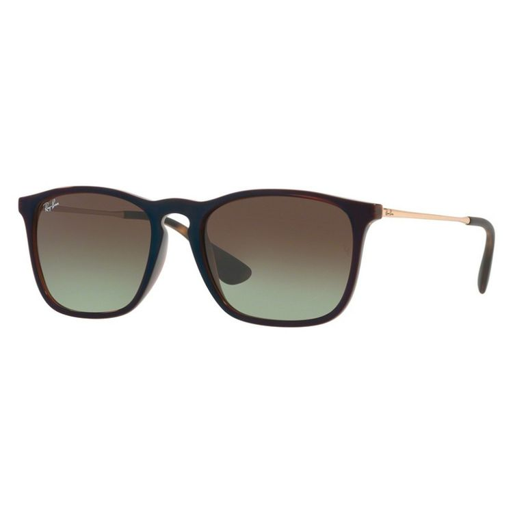 Oculos Ray Ban Chris 4187 Marrom - oticaswanny add7b9d56c