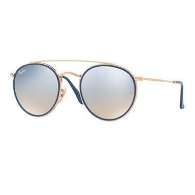 Ray-Ban-Double-Bridge-3647N-001-9U---Oculos-de-Sol