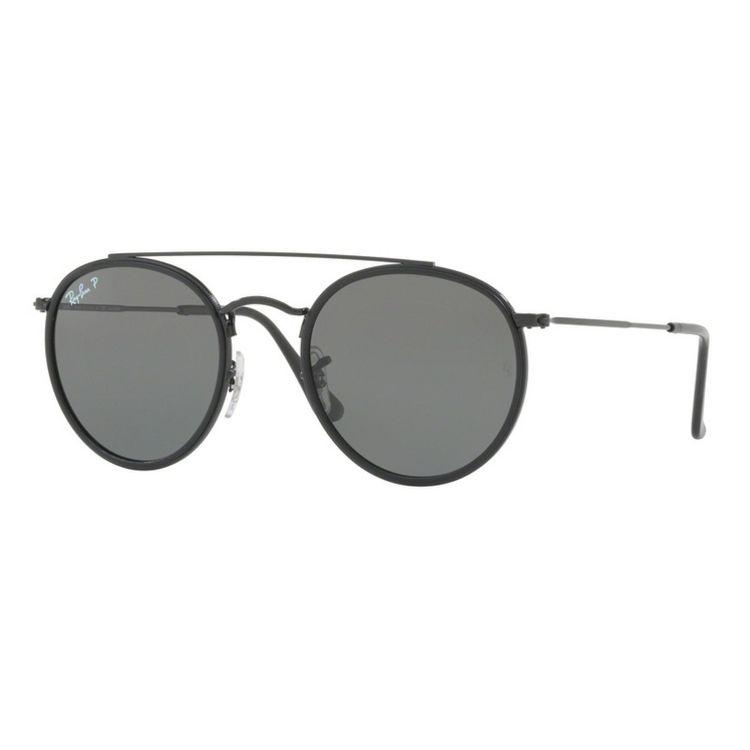 Ray Ban Double Bridge 3647N 00258 Polarizado - Oculos de Sol baee12fc04