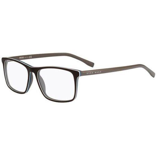 Oculos de Grau Hugo Boss 764 QHK Original - oticaswanny 9815b9afb3