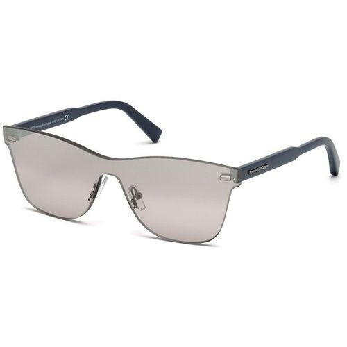 Ermenegildo Zegna 0025 20C - Oculos de Sol - oticaswanny b1f8d4b08b