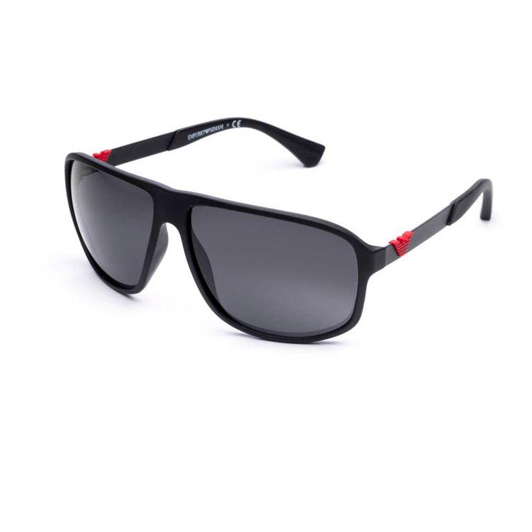 Oculos de sol Emporio Armani 4029 Preto Original - oticaswanny 1b17c258f4