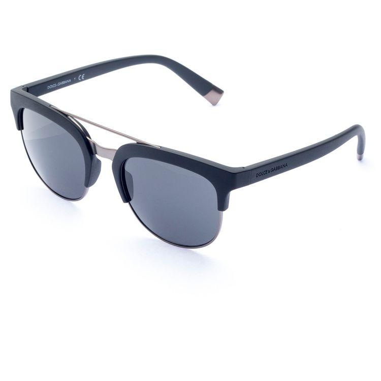 Dolce Gabbana 6103 193487 - Oculos de sol Original - oticaswanny 0a135cd91a