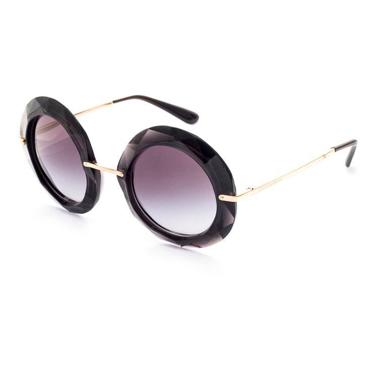 5ab60da66 Dolce Gabbana Diamond 6105 5048G - Oculos de sol - oticaswanny