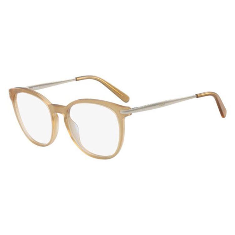 ffea76e24 Oculos de grau Chloe 2708 Nude - oticaswanny