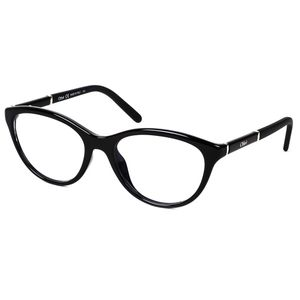 0321acdbe8366 Óculos de Grau Chloé Feminino Preto – wanny