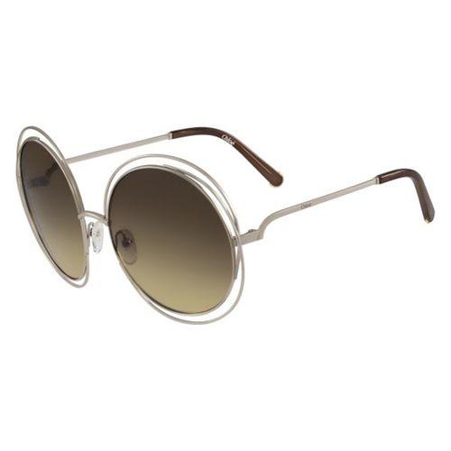 2d93b6140c690 Oculos Redondo Chloe Carlina 114 - oticaswanny