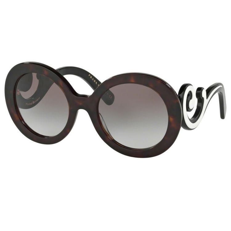 Prada 08TS 2AU0A7 - Oculos de sol - oticaswanny cc90b5635b