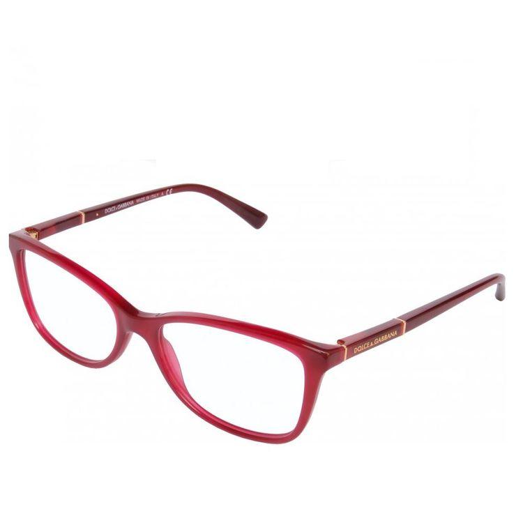 Oculos Grau Dolce Gabbana 3219 Vermelho - wanny f0c6d8924e