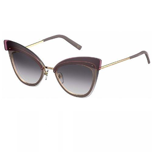 81a5e1c545c86 Oculos de Sol Marc Jacobs 100 Bordo - oticaswanny