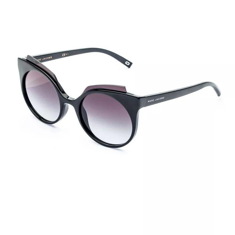 Oculos de Sol Marc Jacobs 105 Preto - oticaswanny 000e0a1bc4