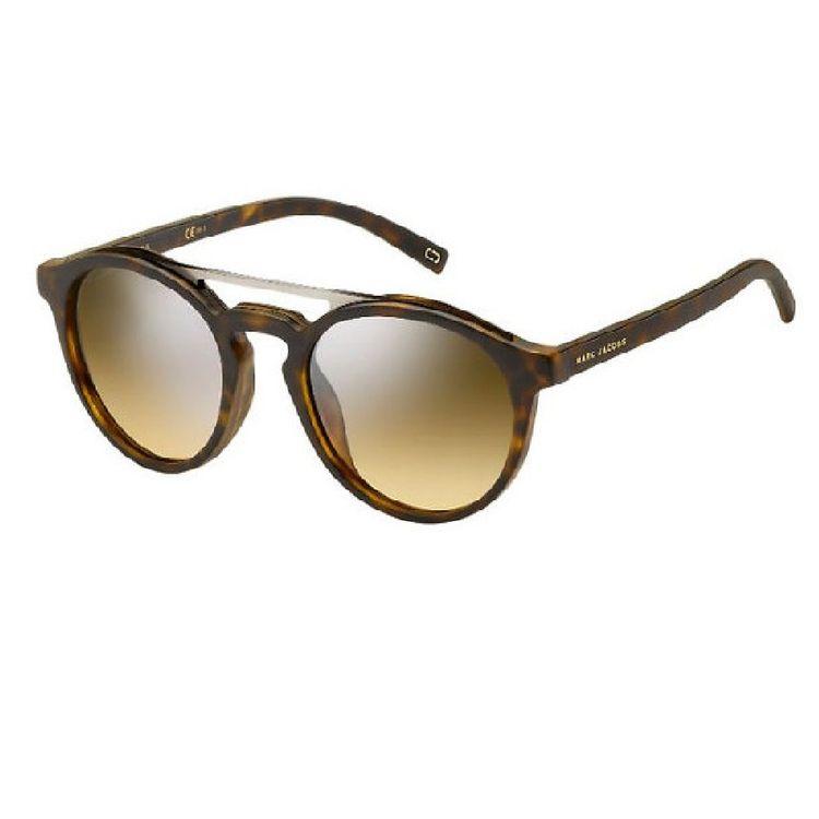 Oculos de Sol Marc Jacobs 107 Tartaruga Espelhado - oticaswanny 78aa2fa55e