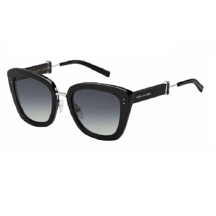 b1db97df04c3e Oculos de Sol Marc Jacobs 131 Preto - oticaswanny