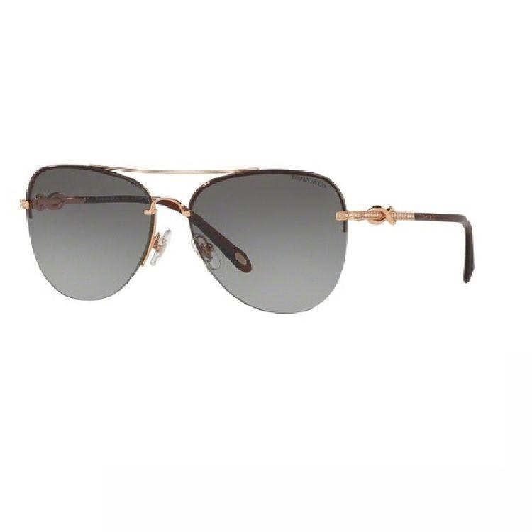 Oculos de Sol Tiffany 3054B Cinza Rubedo Original - oticaswanny 8cbb3b2e7a