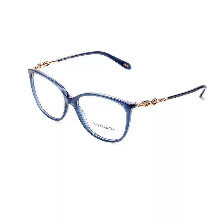 Oculos de Grau Tiffany 2143 Azul - oticaswanny 20ff7e964f