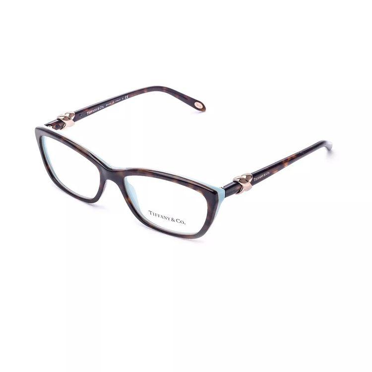 Oculos de Grau Tiffany Signature 2074 Tartaruga Original - oticaswanny 6907631edd