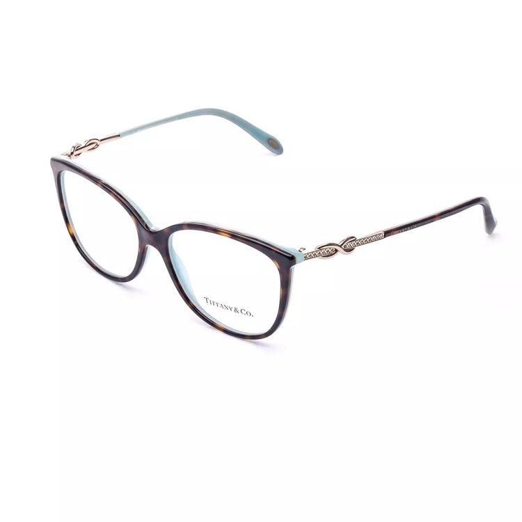 Oculos de Grau Tiffany Infinity 2143 Tartaruga - oticaswanny 03f1d2bff7